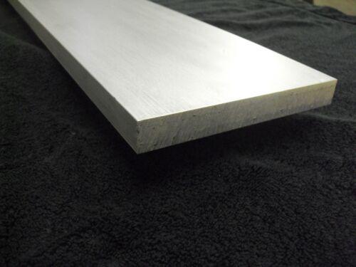 "3//8/"" Aluminum 5/"" x 96/"" Bar Sheet Plate 6061-T6 Mill Finish"