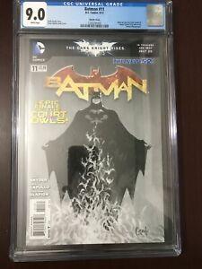 Batman-11-Sketch-Cover-Variant-CGC-9-0-2012-Scott-Snyder-Greg-Capullo