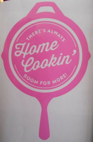 """La cuisine maison Cuisine /""""Cuisine Art Mur de Pan en vinyle autocollant Decal transfert"""