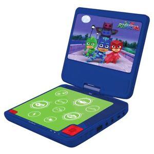 Pj-masks-Portable-Lecteur-DVD-Rotatif-Ecran-LCD-7-034-Enfants