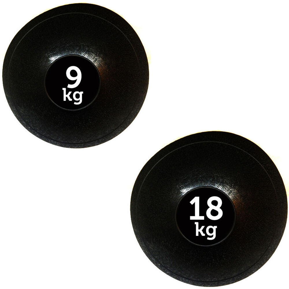 FXR Sport 9kg  18kg NO Bounce SLAM BALL MMA Allenamento Fitness Training di forza