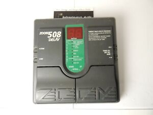 Zoom 508 Programmable Digital Delay Effects Pedal Shadows/Hank Marvin Tone