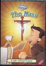Brother Francis: The Mass - A Life-Giving Prayer - NIB all-regions DVD
