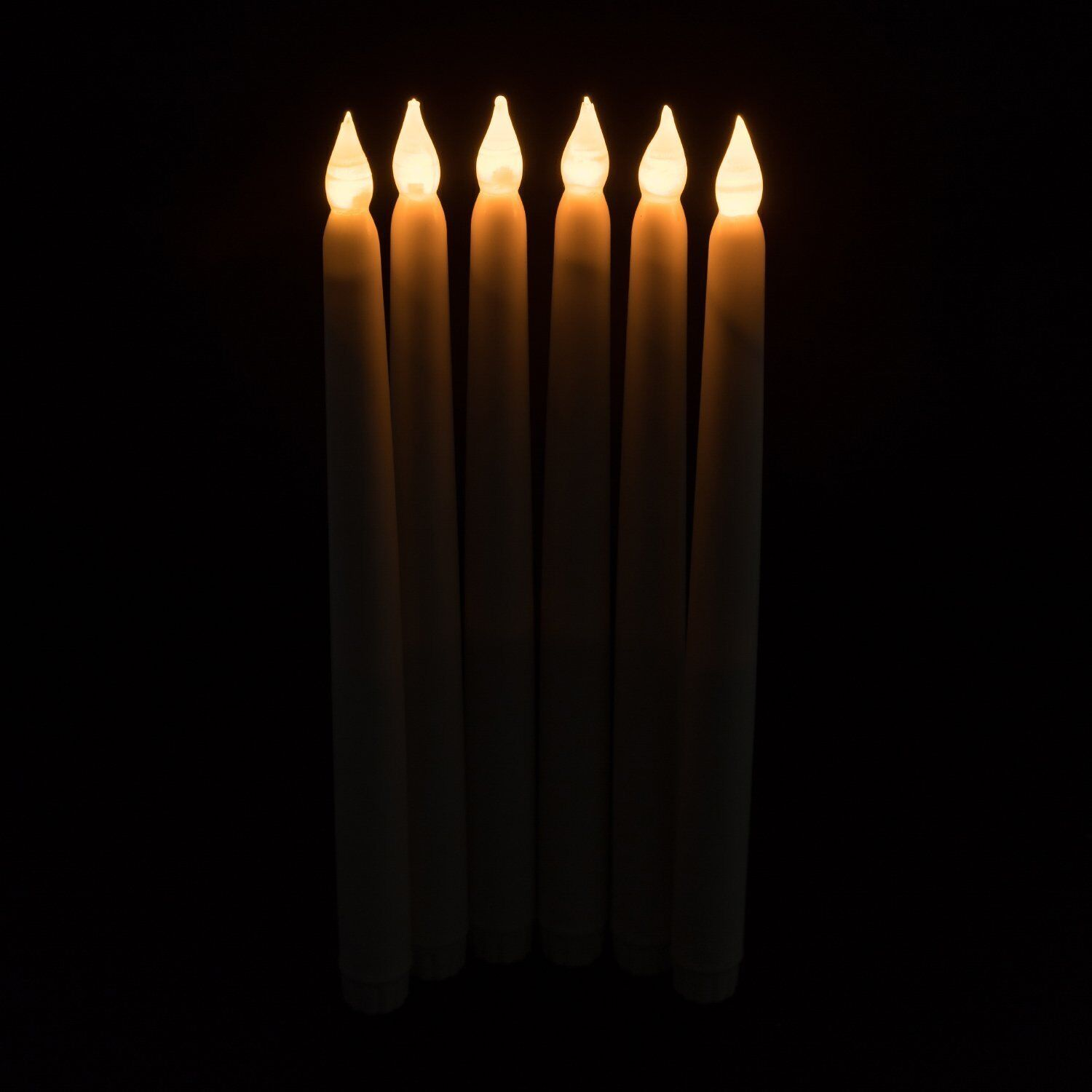 Darice 7 inch Bright LED Taper Candle model#6204-52
