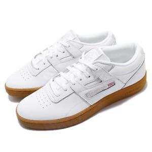 2fde92e0eef Reebok Club Workout MU White Skull Grey Gum Men Casual Shoes ...