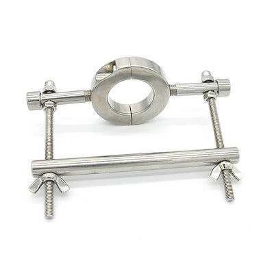Stainless Steel Ball Stretcher Chastity A109