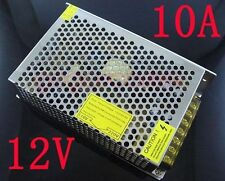 12V 10A DC Power supply for CCTV LED Robotics DIY Projects