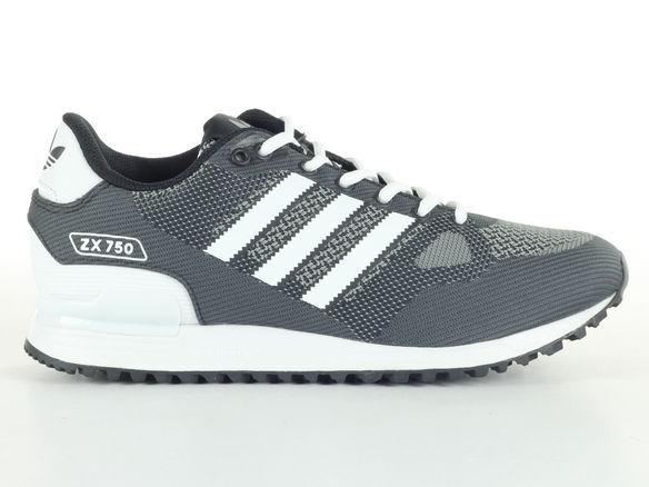 size 40 12d6a b4784 Adidas ZX 750 WV Scarpe da Corsa Uomo Multicolore (cblack ftwwht utiblk) 43  1   Acquisti Online su eBay