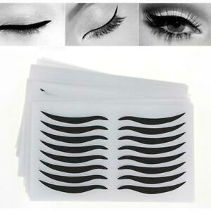160pcs-Cosmetic-Makeup-Eye-Tattoo-Cat-Temporary-Eyeliner-Eyeshadow-Sticker-Set