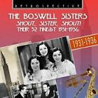 Shout,Sister,Shout!-Their 52 von The Boswell Sisters (2014)
