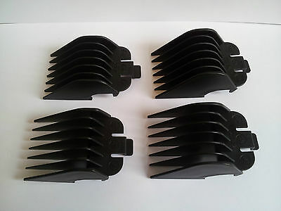 WAHL CLIPPER COMB SET No 5,6,7,8