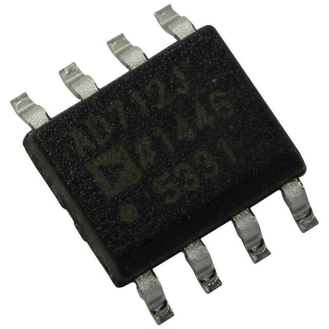 AD712JRZ Analog Devices Op-Amplifier High Speed BiFET Dual OpAmp SO-8 856135
