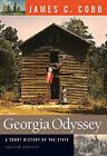 Georgia Odyssey by James C. Cobb (Paperback, 2008)