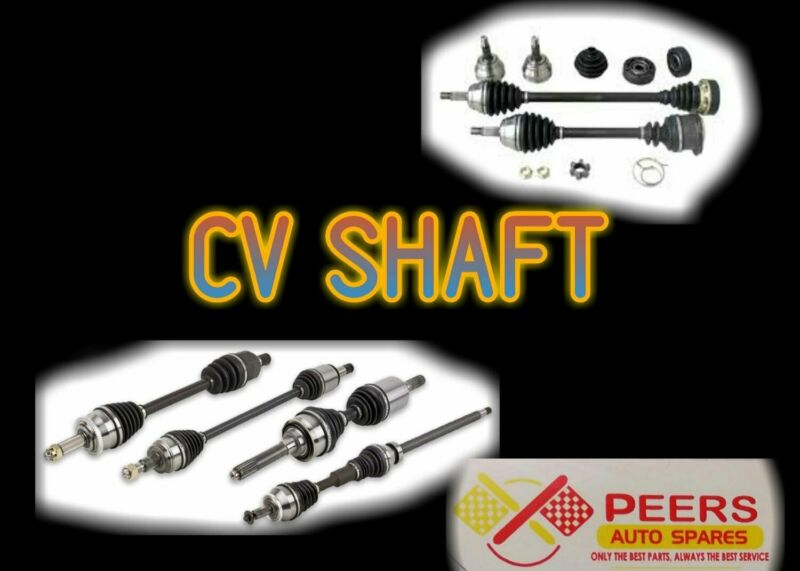 CV SHAFT FOR MOST VEHICLES