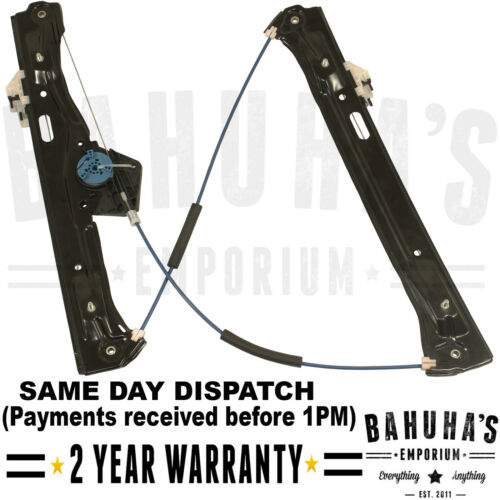Window Regulator fit for BMW 3 Series f30//f31//m3//gt f34 2011-on Front Right Side