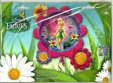 New DISNEY FAIRIES TINKER BELL SUPERSHAPE FLOWER SHAPED FOIL BALLOON !