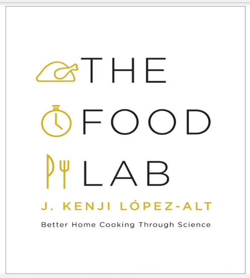 The Food Lab Better Home Cooking Through Science [E-B OOK/P. D. F] 2