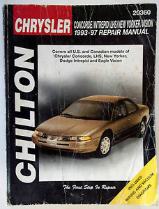 image is loading 93-97-chilton-chrysler-concord-intrepid-lhs-new-