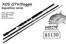 2017 Hamachi 10' Xos Gt'n'Doggie Exp 60 - 100lb Japanese spin popper fishing rod