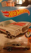 2016 HOT WHEELS WALMART EXCLUSIVE ZAMAC '72 FORD GRAN TORINO SPORT
