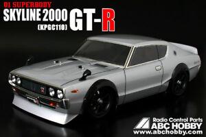 ABC-Hobby-66088-1-10-Nissan-Skyline-KPGC110-GT-R