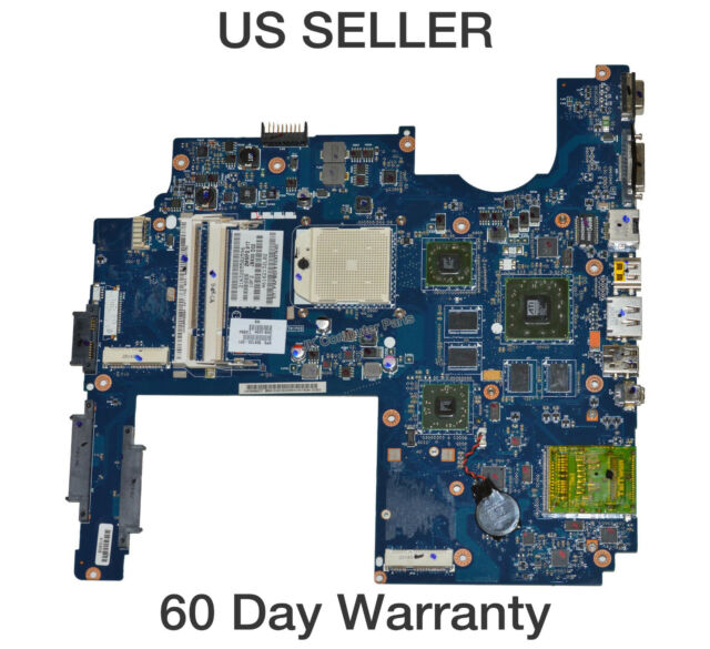 HP DV7-1200 AMD Laptop Motherboard s1 JBK00 LA-4093P 506123-001