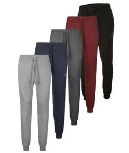 SALE-Mens-Cotton-Fleece-Slim-leg-Designer-Sweat-Pants-S-2XL-joggers-bottoms