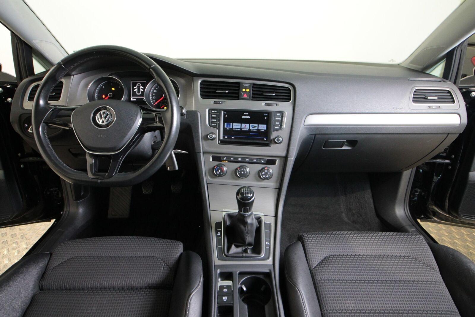 VW Golf VII TDi 150 Comfortl. Variant