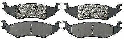 Disc Brake Pad Set-SevereDuty Disc Brake Pad Rear Wagner SX1329