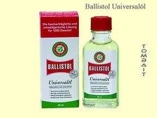 Ballistol Aceite Universal 50ml De Mantenimiento Para Armas Ruedas Fluencia Piel