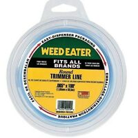 Weed Eater .065 Replacement Grass Trimmer Line 100'