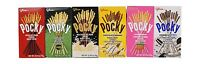 Pocky Biscuit Stick 6 Flavor Variety Pack (pack Of 6) Free Shipping