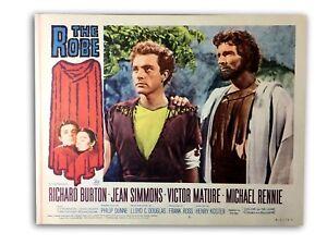 """""""la veste"""" ORIGINALE 11X14 Autentico poster lobby card 1963 Burton"""