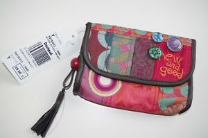 a1270889d79d Image is loading 39-DESIGUAL-COSMETIC-BAG-WOMENS-TRAVEL-CASE-PURSE-