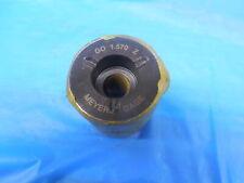 15700 Class Z Pin Plug Gage 15625 0075 Oversize 1 916 39878 Mm 157 1570