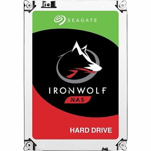 Seagate Ironwolf 1TB 2TB 3TB 4TB 6TB 8TB 10TB 12TB NAS Internal Hard Drive HDD