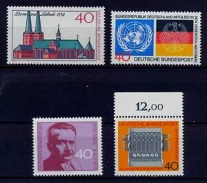 BRD Bund 778 - 781 postfrisch s. Scan - Norden, Deutschland - BRD Bund 778 - 781 postfrisch s. Scan - Norden, Deutschland