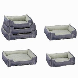 Hundebett-Hundekissen-Hundekorb-Hundesofa-Hundedecke-Katzenbett-Bett-3-Groessen
