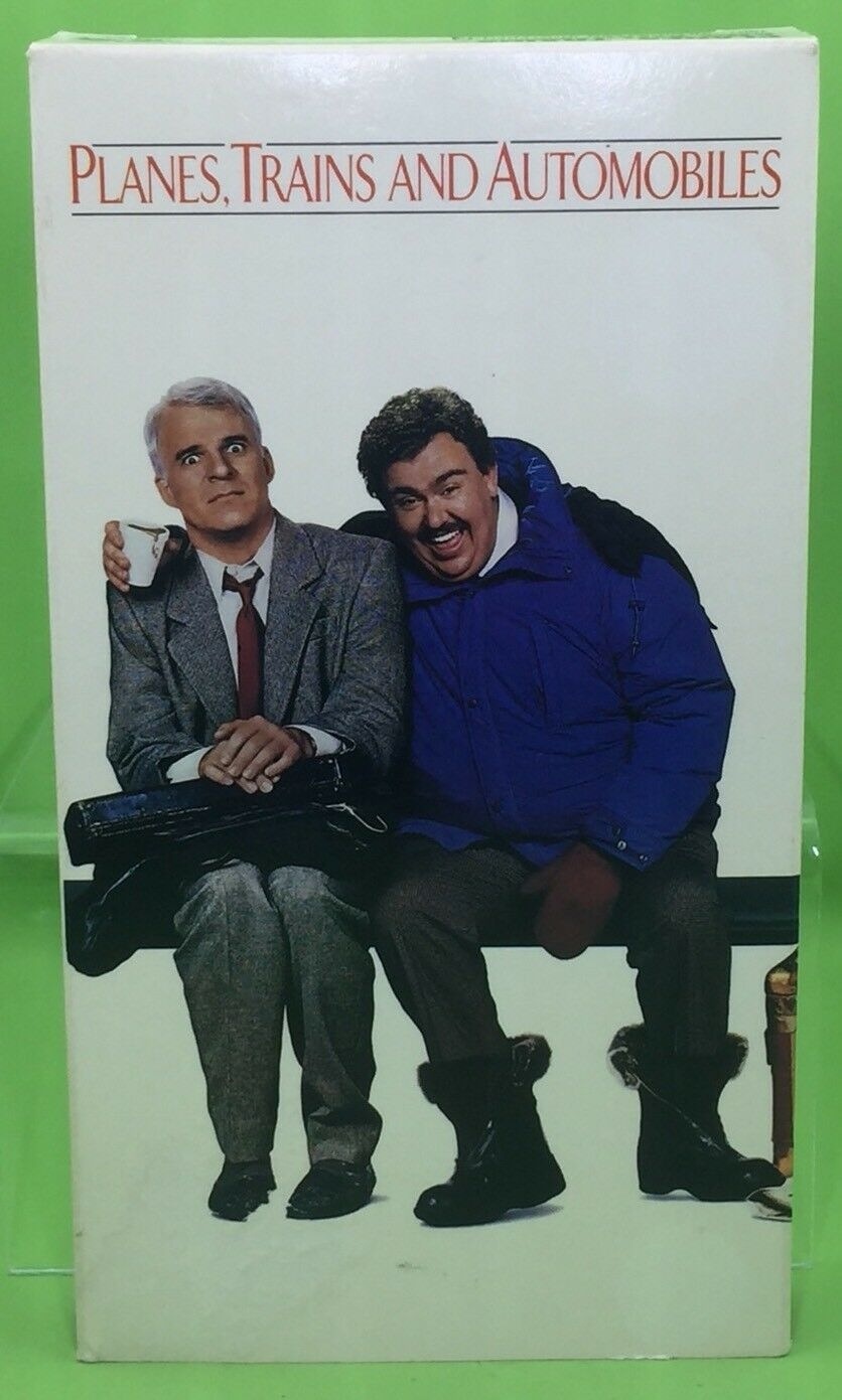 Planes Trains And Automobiles Vhs 1996