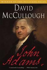 John Adams by David McCullough (2002, Paperback, Reprint)