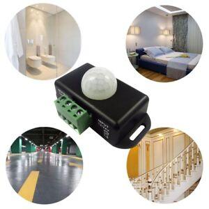 Homematic-Dc12-24V-8A-Infrarot-Pir-Bewegungsmelder-Schalter-fuer-Led-Licht-Neue