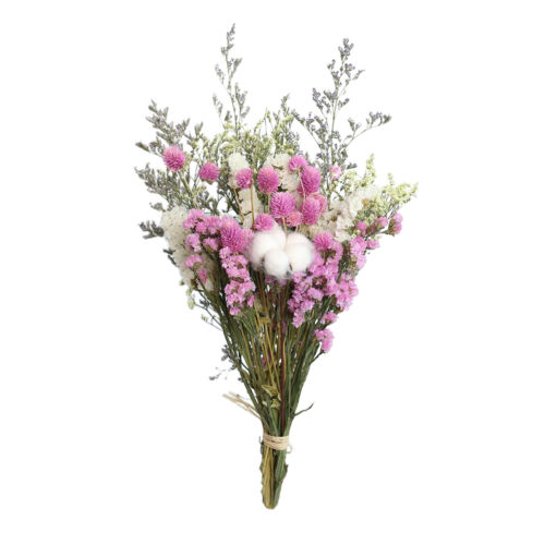 Natural Dried Flowers Bouquet Floral Crafts for Home Wedding Party Decor Gift
