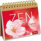 Zen - Garten der Weisheit (2014, Ringbuch)