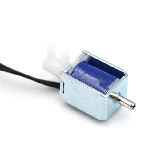 Elektrische 4,5 V 6 V 24 V Mini kleine Magnetventil Luft Gas Release 2 Posi R.xm