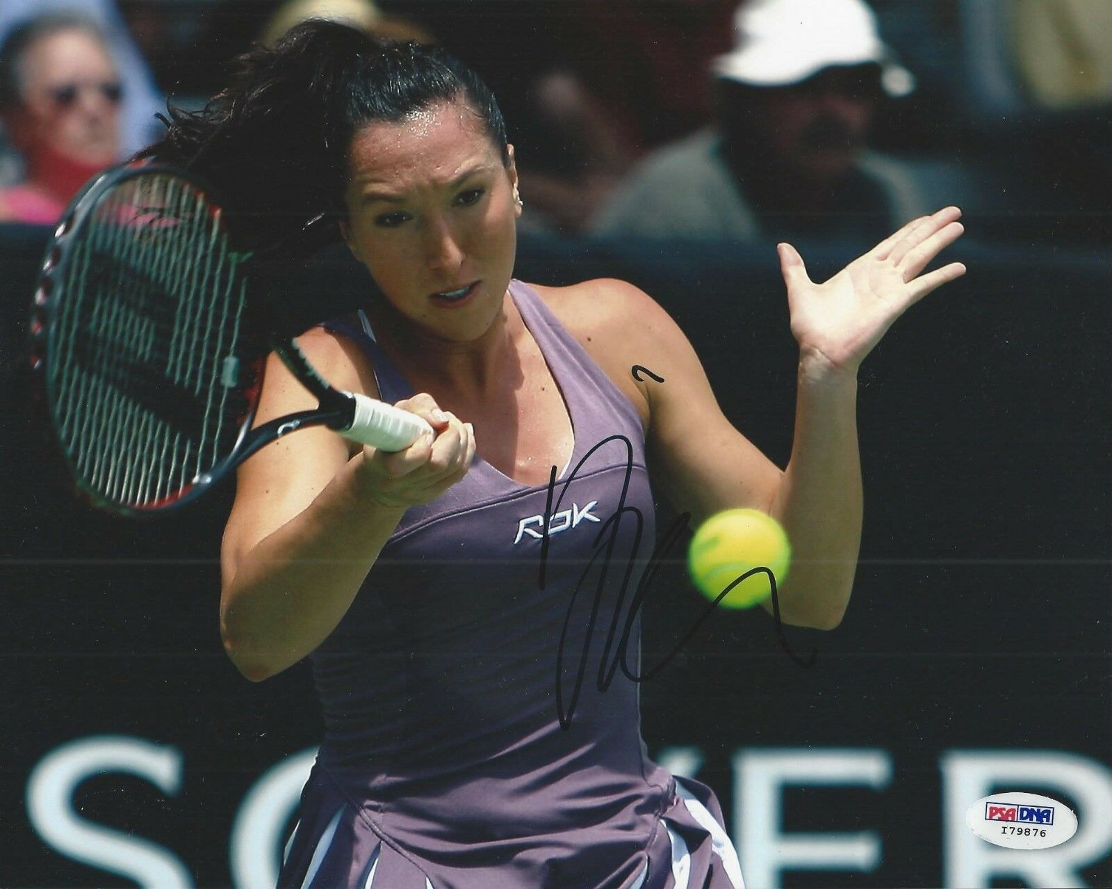 Jelena Jankovic Signed Tennis 8x10 Photo - PSA/DNA # I79876
