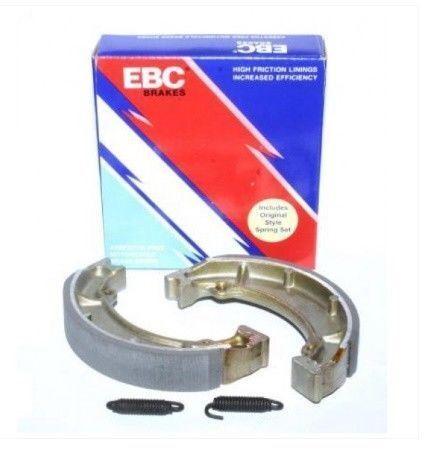 155mm F//disc PEUGEOT  V-Clic 50 4T 2008-2013 EBC Rear Brake Shoes H303