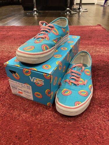 2016 Vans Odd Future Tyler Scuba Blue Donuts Pink