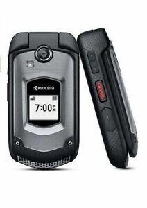 Kyocera-DuraXTP-E4281-Black-Sprint-Rugged-Flip-Phone-Tello-Compatible