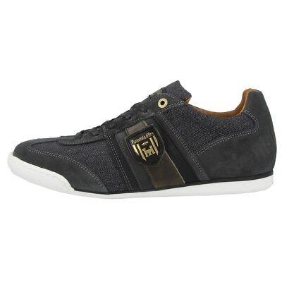 Fashion Style Pantofola D Oro Imola Scudo Denim Uomo Low Ascoli Scarpe Sneaker 10191034.25y- Avere Uno Stile Nazionale Unico