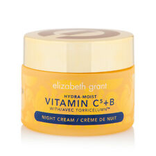 ELIZABETH GRANT Vitamin C5 + B Night Cream 50ml
